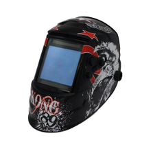 MX-K Auto Darkening Welding Helmet with bear