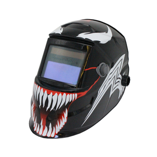 MX-J Auto Darkening Welding Helmet with Ant-Man